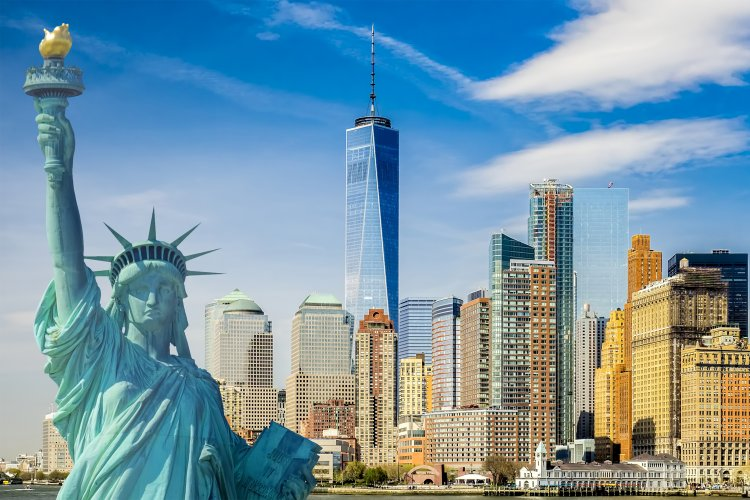 USA - New York - Stadt der Superlative